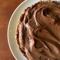 Mint Chocolate Pie