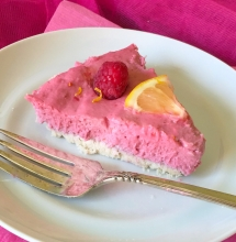 Raspberry Lemonade Pie | Pretty Pies
