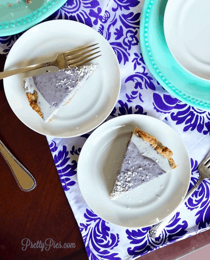 Blueberry Tart | Pretty Pies