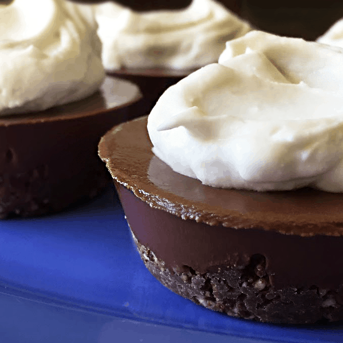 Chocolate Mini Tarts