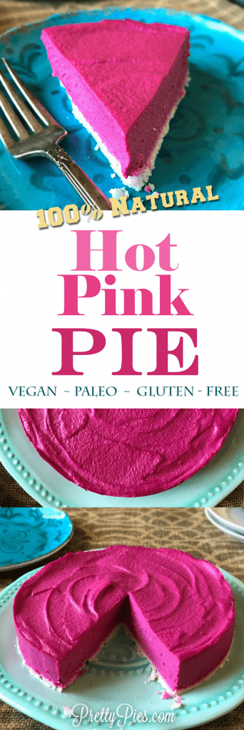 Hot Pink Pie from PrettyPies.com