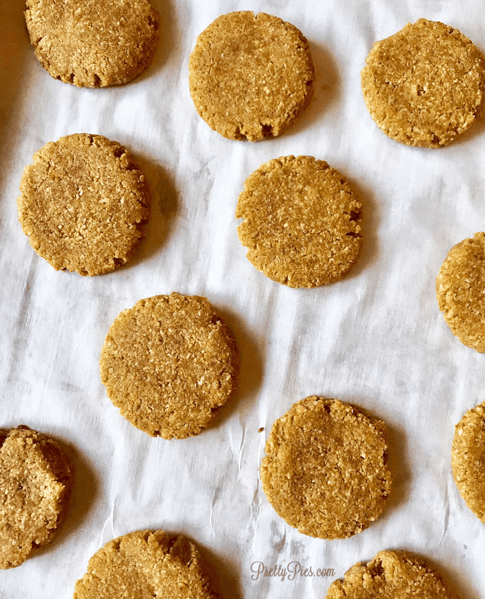 N'Oatmeal Pumpkin Cookies - PrettyPies.com