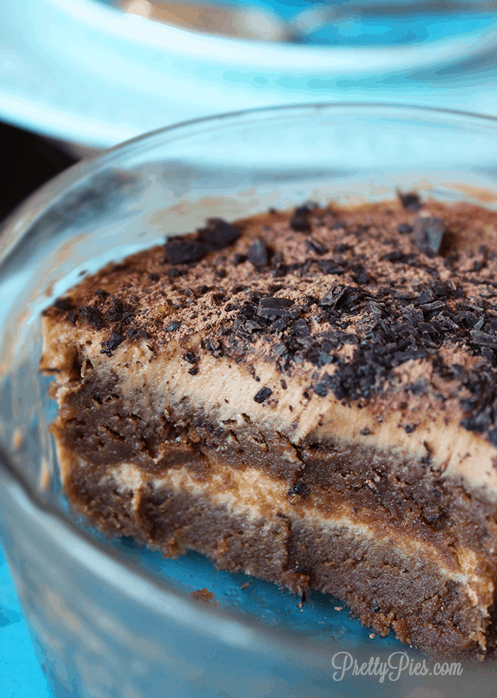 Healthy Easy Tiramisu (Low-Carb, Vegan, Paleo) from PrettyPies.com