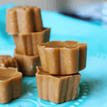 Dairy-Free Keto Caramels -PrettyPies