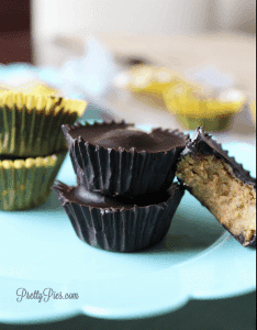 Healthy Reese's (Keto, Vegan) PrettyPies