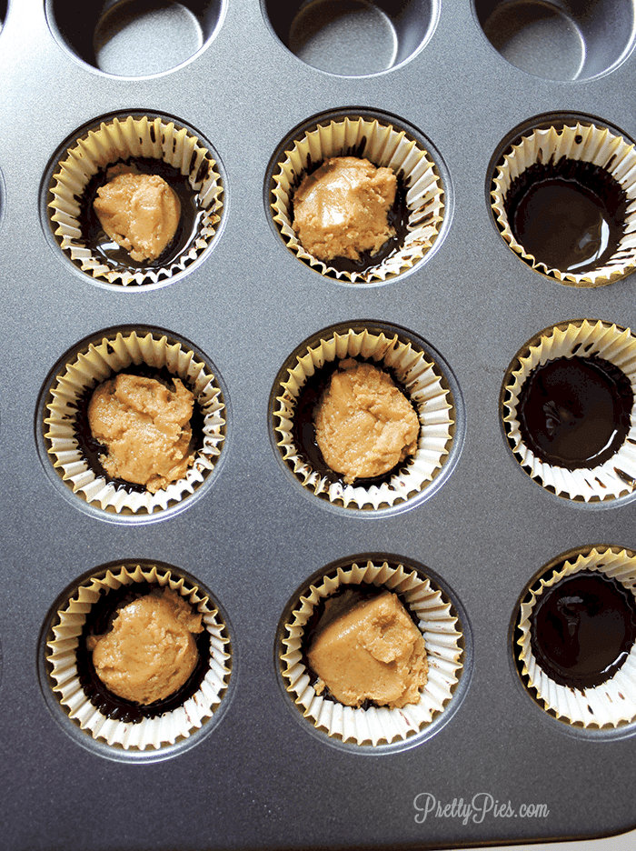 Healthy Reese's (Keto Vegan) PrettyPies