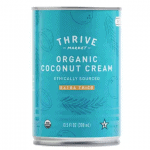thrive market coconut cream