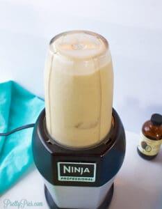Pina Colada Smoothie (Paleo, Vegan, No Sugar Added) PrettyPies.com