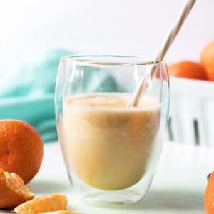 Healthy Orange Julius (Low-Carb, Dairy-Free) PrettyPies