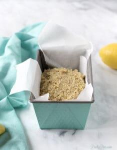 Low-Carb Lemon Loaf Cake, PrettyPIes.com