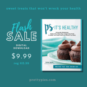 Flash Sale on PS It's Healthy Cookbook