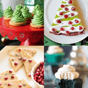 Sugar-Free Christmas Desserts, Keto, Paleo, Vegan) PrettyPies.com