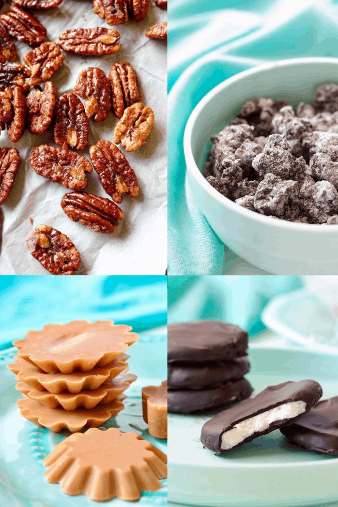 Sugar-Free Christmas Treats. Low-Carb, Keto, Paleo, Vegan) PrettyPies.com